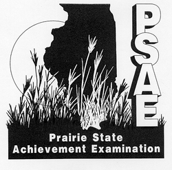 250px Prairie State Achievement Examination logo