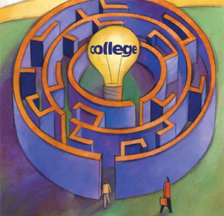 college admissions planning