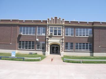 High School Building large