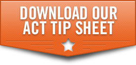 ACT tip sheet