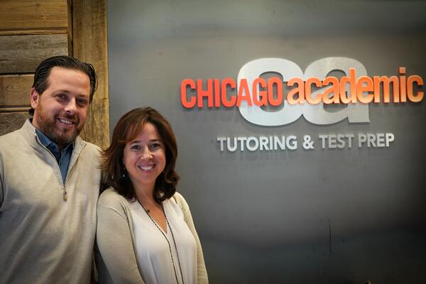 Gil and Carrie Gibori