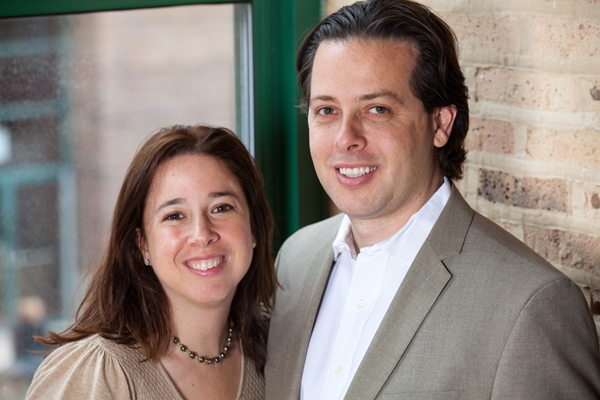 Gil And Carrie   Chicago Academic