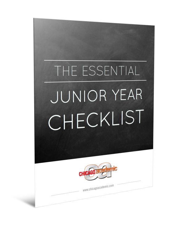 The Essential Junior Checklist   Chicago Academic